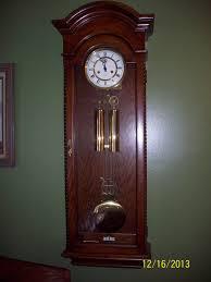 Howard Miller Grandfather Clock Value Vintage Clocks For Art Deco Enthusiasts December 2013
