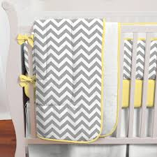 grey yellow chevron baby bedding u2022 baby bedroom