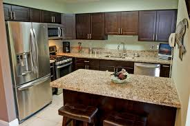 kitchen cabinets stone international espresso cabinets
