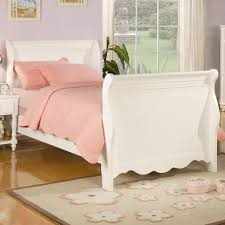 girls white beds pepper twin bed