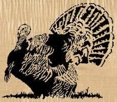 07 a1 5 turkey downloadable pdf scroll saw pattern