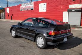1988 1991 honda crx si collectible classic automobile magazine