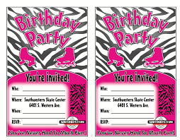 western birthday party invitations free printable invitation design
