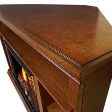 real flame churchill corner indoor ventless gel fireplace
