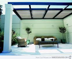 Pergola With Shade by Top 20 Pergola Designs Plus Their Costs Diy Home Improvement