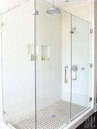 bathroom shower enclosures ideas 27 tile shower enclosure ideas cool shower curtains