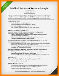 Samples Of Medical Assistant Resume by Best Medical Assistant Resume Sample 1 Pictures Best Resume