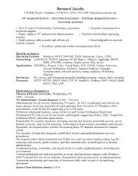 Citrix Administrator Resume Sample by System Administration Cover Letter Sap Functional Analyst Cover