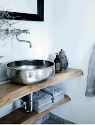 waschbecken design designer waschbecken rund silber orientalisch marokkanisches