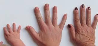what do nail ridges mean dermanities