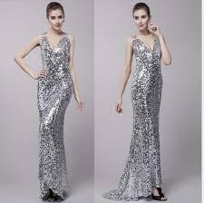 silver sequin bridesmaid dresses shop black silver gold bridesmaids dresses mermaid