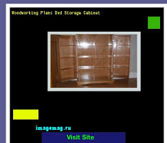 woodworking plans dvd storage cabinet 093734 the best image