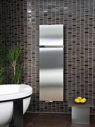 Modern Bathroom Radiators Stainless Steel Bathroom Radiators Delta St Towel Radiator Senia