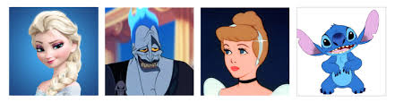 disney villains color psychology infographic