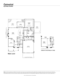 celestial by drees homes design gallery homes nashville
