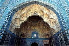 Dome Of Rock Interior The Dome Of The Rock Qubbat Al Sakhra Article Khan Academy