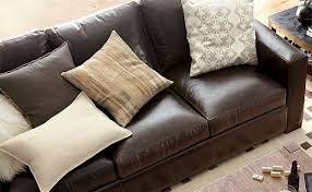 Which Leather Is Best For Sofa Tips For Buying Leather Furniture Crate And Barrel