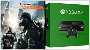 xbox one consoles and bundles xbox xbox one console with the division 3 months now tv 249 99