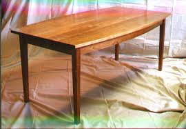Cherry Dining Table Cherry Dining Table Handmade In Vermont