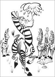 Madagascar Coloring Pages Madagascar Coloring Pages