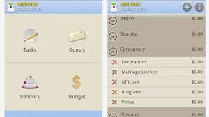 wedding planner apps top 10 best wedding planning apps for android and iphone
