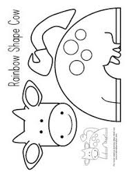 c is for cow toilet paper roll cow craft template u2026 pinteres u2026