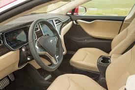 Tesla Interior Model S 514 Hp Dual Motor Tesla Model S 70d Replaces Base 60 Kwh Car
