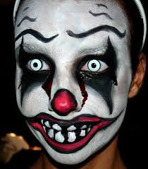 Evil Clown Halloween Costume 25 Halloween Clown Scary Ideas Scary Clown