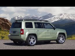 sport car jeep patriot ev 2009
