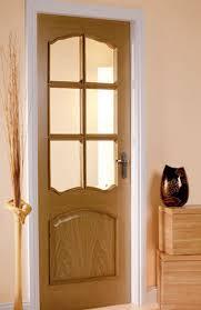 Oak Interior Doors Oak Pre Glazed Interior Door
