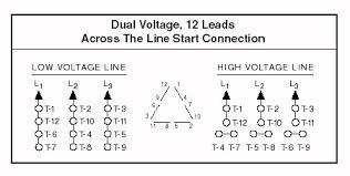 diagrams 451228 12 lead motor wiring diagram u2013 3 phase motor