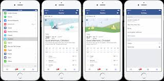 Instant Weather Map You Can Now Check Detailed Weather Forecast On Facebook