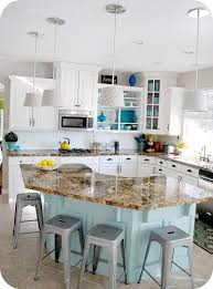 remodelaholic trending now color in the kitchen