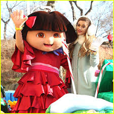 grande macy s thanksgiving day parade performance