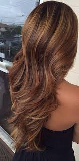 hair ideas for tan tan skin and long brown hair with highlights hair colorz