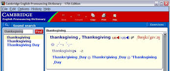 language log thanksgiving variation