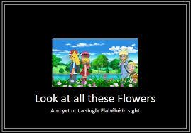 Look At The Flowers Meme - flabebe flower meme by 42dannybob on deviantart