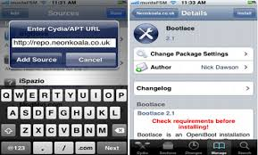 cydia android bootlace install android on the iphone jailbreak from cydia