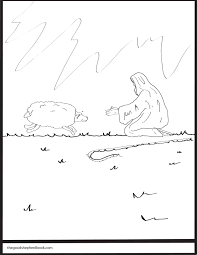 the good shepherd book coloring pages