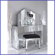 Corner Vanity Table Vanity Desk With Mirror And Chair Home Vanity Decoration