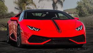 Lamborghini Huracan With Spoiler - vorsteiner huracan