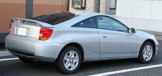 2002 Toyota Celica Interior Toyota Celica Wikiwand