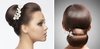bridal hair bun stunning wedding hair ideas temple square