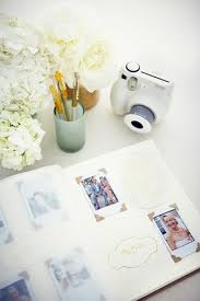 polaroid guest book album best 25 polaroid guest books ideas on photo guest