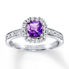 kay jewelers locations kayoutlet amethyst ring lab created sapphires sterling silver
