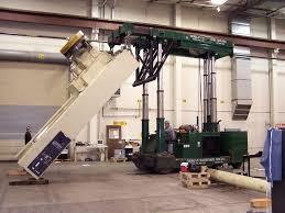 omega morgan machinery moving