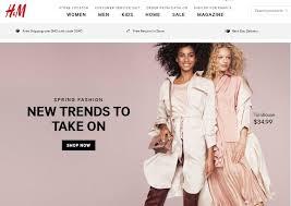 h m si e social fast fashion forward h m s marketing trends marmind