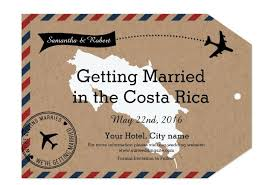 save the date wedding ideas costa rica destination wedding ideas for save the dates costa