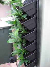 vertical gardens with avaganda atlantis gro wall pocket systems