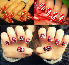 5 dramatic christmas nail art designs for you nail art designs